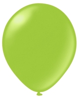GLANSBALLON LIME