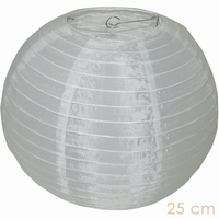 LAMPION NYLON WIT 35 CM